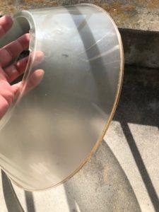 電気傘after